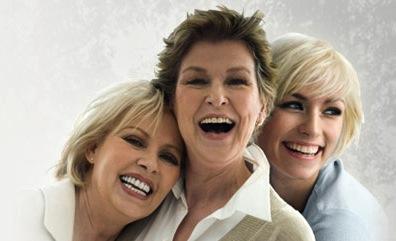 Women Lauging