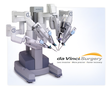 Davinci Robotic Surgery Machine