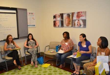 CenteringPregnancy Session