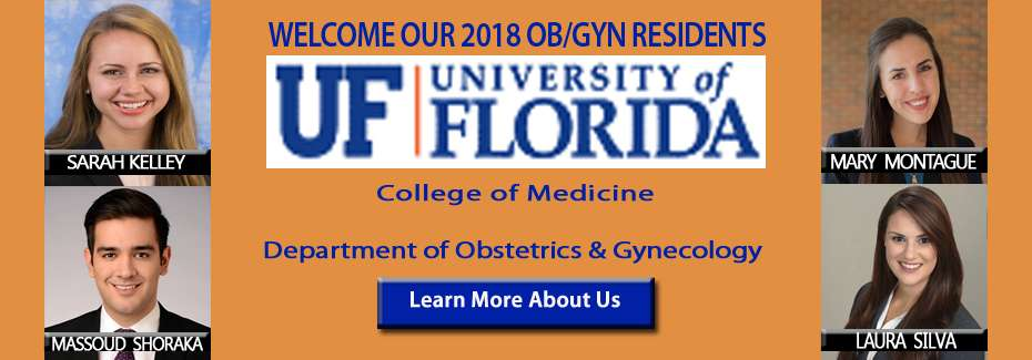 Welcome Our 2018 Residents!