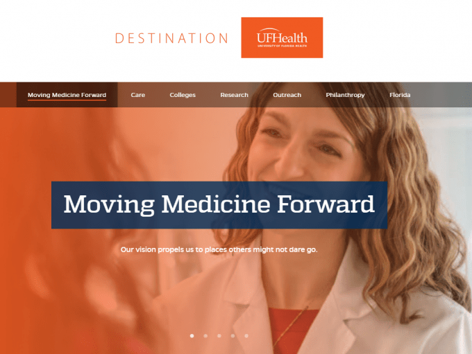 Moving Medicine Forward